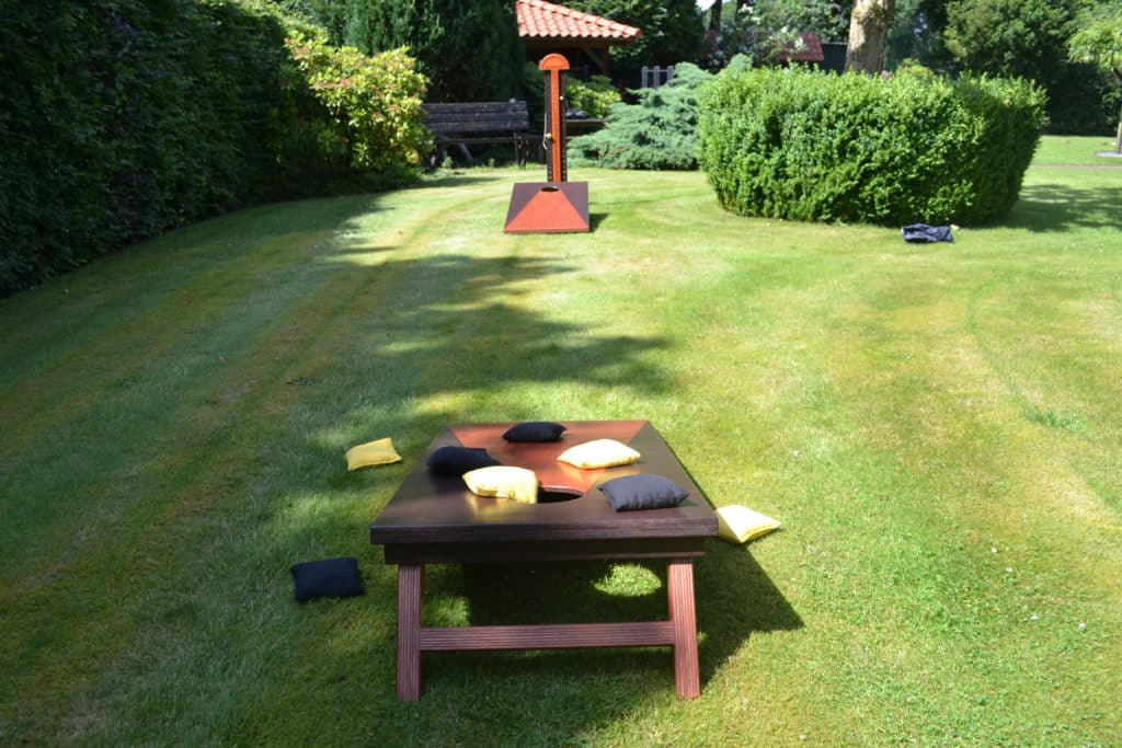 cornhole - oud Hollands spelletjes