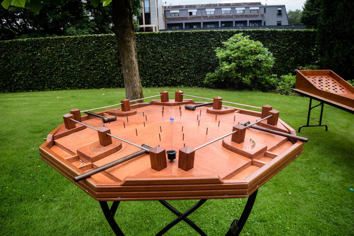 Hamerspel - oud Hollandse spelletjes