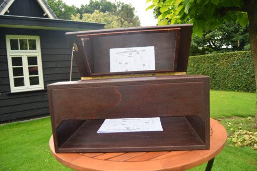 Spiegelschrijven - oud Hollandse spelletjes | Oudhollandsspel.nl volledig
